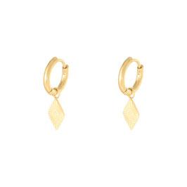 OHRRINGE BOHO DIAMOND - GOLD