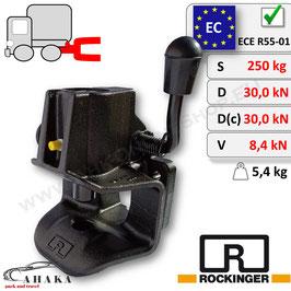 Automatische und kompakte Maul-Kupplung Rockinger 243U115E