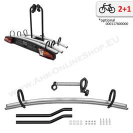 Erweiterungssatz für MERAK  Fahrradträger - 3. Schiene