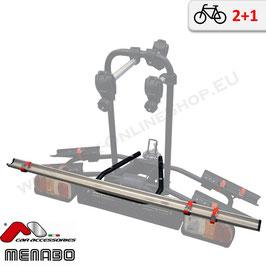 Erweiterungssatz für NAOS (SEAGULL) Fahrradträger - 3. Schiene
