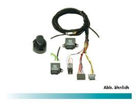 Erwereitung für Fahrzeuge ohne AHK Vorbereitung - Ford Focus Bj. 2011-2018 (mit AHK Vorbereitung)