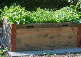 Hochbeet Garten Gross 120x 80 cm