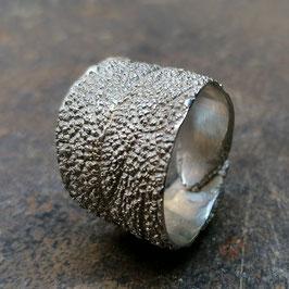 Salbeiblatt Silber-Ring