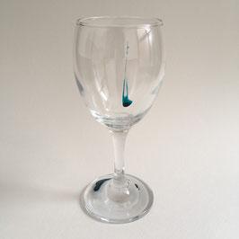 天国グラス(ワイングラス)