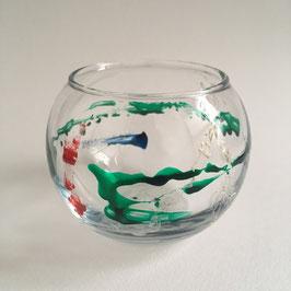 天国グラス(金魚鉢グラス)