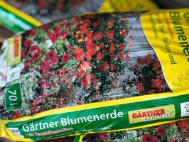 Garten- und Blumenerde