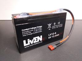 LV12-6 con conector T-DEAN hembra
