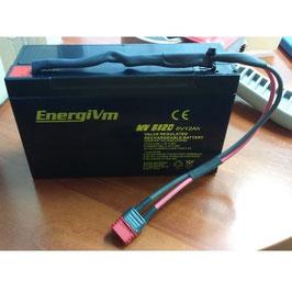 MV6120 x 2 con conector T-DEAN hembra