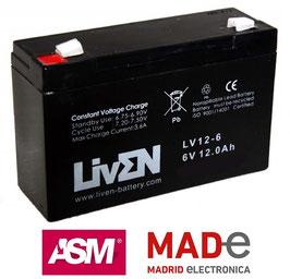 LIVEN LV12-6