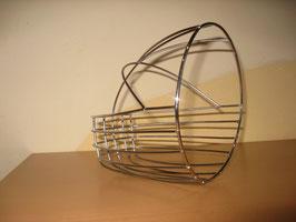 Kopfmaulkorb ohne Laschen möglich sind Metall oder Lederlaschen