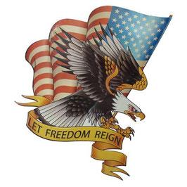 Eagle - Let Freedom Reign