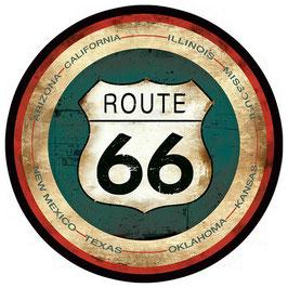 Route 66 Coaster