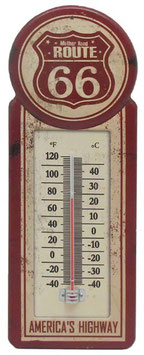 Route 66 - Thermometer