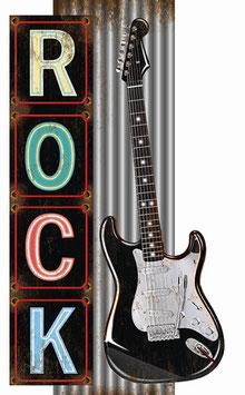Rock Guitar - Black