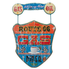 Route 66 - Gas, Oil & Diner