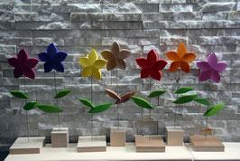 Federdraht-Blume LILIE