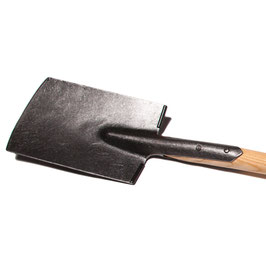 Gärtnerspaten / Spaten Nr. 1377 Krumpholz