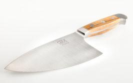 Güde Kräutermesser Shark / Herb Knife Shark Alpha Teak X749/14