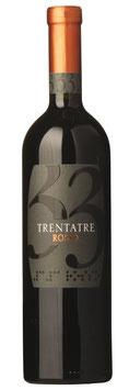 Rosso Salento - Trentatre -  IGT Apulien - Italien