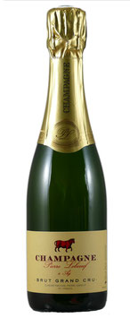 Champagner-Pierre Leboeuf - Brut Grand Cru - demi