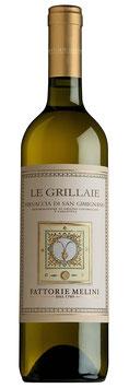 Vernaccia di San Gimignano Le Grillaie  Fattorie Melini - Toskana - Italien