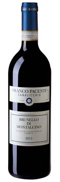 Brunello di Montalcino - Franco Pacenti - Toskana - Italien