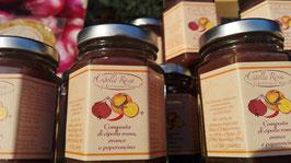 Salsa di Cipolla Rossa, pomodoro e pepe