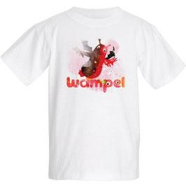 Wampel T - Shirt für Kinder (unisex)