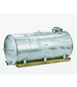 Stahlwassertank - Lieferung FREI HAUS