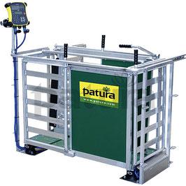 Patura 3-Wege-Wiege- und Sortierbox, manuell - Lieferung FREI HAUS