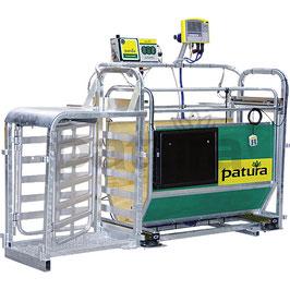 Patura 3-Wege-Wiege- und Sortierbox - Lieferung FREI HAUS