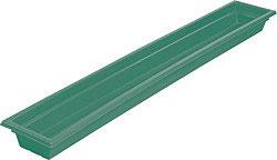 Patura Klauenwanne Kunststoff L = 3,00m - Lieferung FREI HAUS