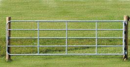 AKO Weidetor 3-4m ausziehbar, inkl. Montageset - FREI HAUS