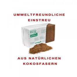 Guidolin - Einstreu aus Kokosfasern - Lieferung FREI HAUS