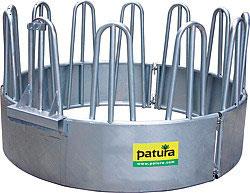 Patura Compact-Rundraufe 12 Fressplätze - Lieferung FREI HAUS