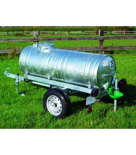 Wasserfasswagen - Lieferung FREI HAUS