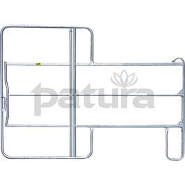 Patura Weidepanel 3,0m - Panel-3 mit Tor - Lieferung FREI HAUS
