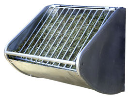 Futtersparraufe Metall - Lieferung FREI HAUS