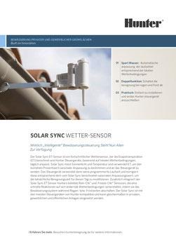 Solar Sync