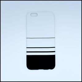 White/black phone case iPhone 6(S)