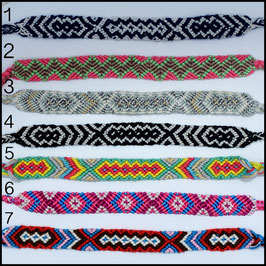 Woven bracelets/anklets