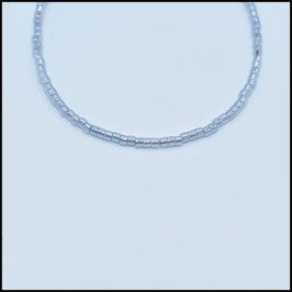 Miyuki beads bracelet - Sky blue