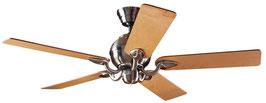 Потолочный вентилятор Salinas 24251EU в цвете матовый никель