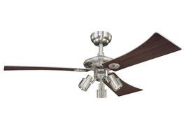 Потолочный вентилятор (люстра - вентилятор) Audubon Euro