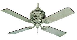 Потолочный вентилятор серии 1886-го года 24842EU цвет античный серый