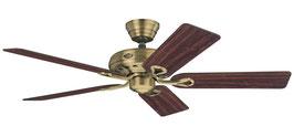 Потолочный вентилятор Savoy 24520EU в цвете античная латунь