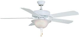 Потолочный вентилятор Builder's Euro со светильником