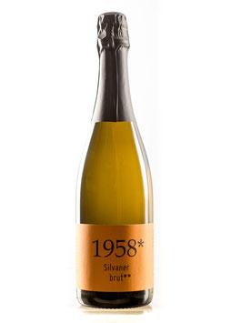 2017 Silvaner *1958* brut - traditionelle Flaschengärung