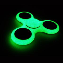 Fidget Spinner Grün (leuchtet im dunkeln)