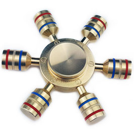 Hochwertiger Fidget Spinner (Gold)